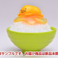 Gudetama one dish [1.Rice with raw egg]
