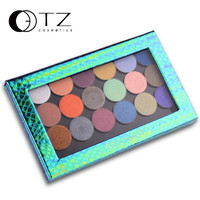 TZ Large Z Palette  Empty Magnet Makeup Palette for Eyeshadow Blush Concealer Beauty Cosmetics DIY Make Up Set Tool