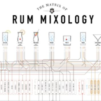The Matrix of Rum Mixology
