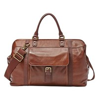 Men's Fossil 'Estate' Duffel Bag