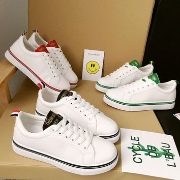 Hot Sale Casual Comfort Stylish Hot Deal On Sale Flat Shoes Star Low-cut Korean Sneakers [9448887111]