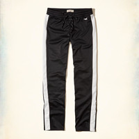 Girls Side-Snap Graphic Track Pant | Girls Bottoms | HollisterCo.com