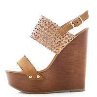 Scallop Dolly Wedges