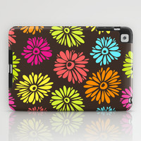 Funky flowers iPad Case by Silvianna