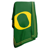 Oregon Ducks NCAA Classic Fleece Blanket