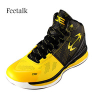 Feetalk  Hot Sale Kids' Sneakers shoes basketball shoes damping Breathable boys and girls sneakers Size 32-36