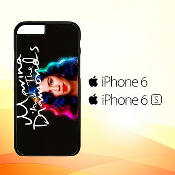 Marina and The Diamonds Z1529 iPhone 6|6S Case