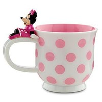 Polka Dot Minnie Mouse Cup | Disney Store