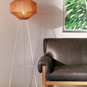 Kima Floor Lamp | Urban Outfitters