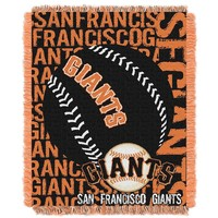 San Francisco Giants Jacquard Throw by Northwest (Gnt Team)