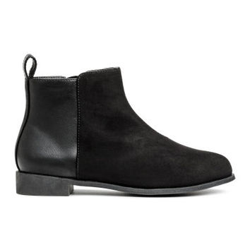 H&M Ankle Boots $29.99