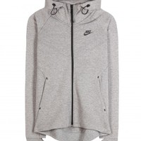 Nike Tech Fleece cotton-blend jacket