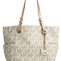 MICHAEL Michael Kors Jet Set East West Top Zip Tote | macys.com