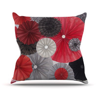 "Heidi Jennings ""Kyoto"" Throw Pillow, 18"" x 18"" - Outlet Item"
