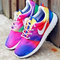 NIKE Trending Fashion casual sports shoes Colorful-1