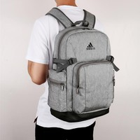 Classical Basic Travel Backpack For School Men Women Adidas Bookbags