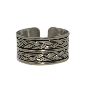 Adjustable Ring Tribal Ring Tibetan Ring Boho Ring Healing ring Gypsy Ring RB251