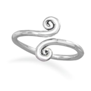 Thin Coil Design Ring