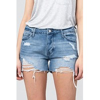 Sunnyvale Denim Shorts