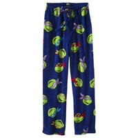 Men's Teenage Mutant Ninja Turtles Sleep Pants - Blue