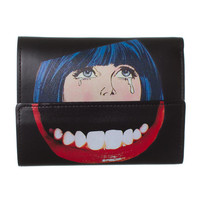 VFILES SHOP | LIPS WALLET by @Undercover