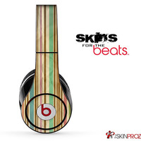 Vintage Vertical Striped Skin For The Beats by Dre by TheSkinProz