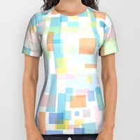 zappwaits-watercolor All Over Print Shirt by netzauge