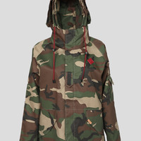 Women's Camo All-Weather Jacket