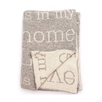 Love Is In My Home Throw Blanket