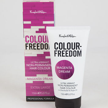 Colour-Freedom Magenta Dream Non-Permanent Hair Colour (150Ml) Magenta Dream One Size For Women 27488335301