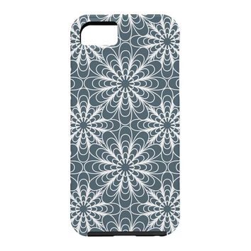 Heather Dutton Flora Midnight Cell Phone Case
