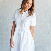 The Olivia Dress - cladandcloth