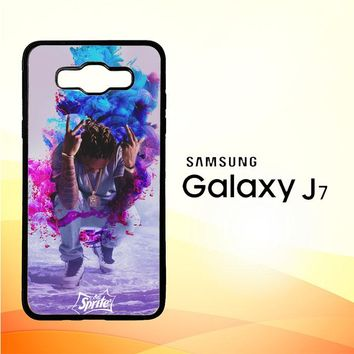 Future Dirty Sprite L2115 Samsung Galaxy J7 Edition 2015 SM-J700 Case