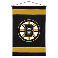 Boston Bruins Wall Hanging (Black)