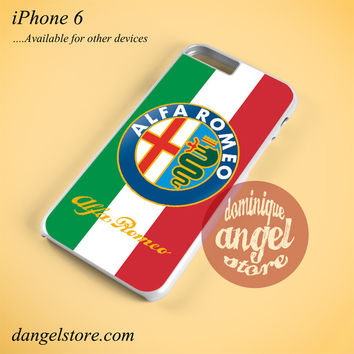 Alfa Romeo Italy Phone case for iPhone 6 and another iPhone devices