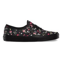 Vans Floral Dots Authentic (black/black)