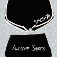 Awesome Shorts Girl - Smosh Girls - Official  Online Store on District Lines