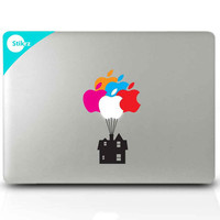 Mac Decal Sticker for your computer laptop board or wall by stikrz