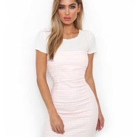 Buy Our Take On Dress in Pink Online Today! - Tiger Mist
