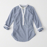 SLIM OXFORD SHIRT
