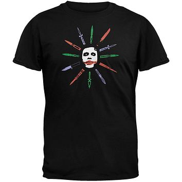Batman - Joker & Dagger T-Shirt