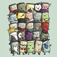 """""""Storytellers"""" - Threadless.com - Best t-shirts in the world"""