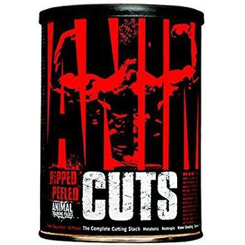 Animal Cuts Fat Burner Thermogenic for Weight Loss -