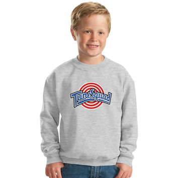 Tune Squad - Space Jam Kids Sweatshirt