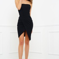 Jaden Dress - Black
