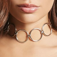 Wide O-Ring Choker
