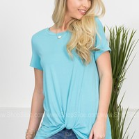 Knot Your Girl Top | Colors