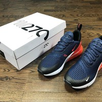 NIKE Air Max 270 blue red size 36-45
