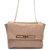 April Handbag in Natural
