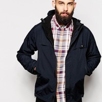 Farah | Farah Jacket with Hood at ASOS